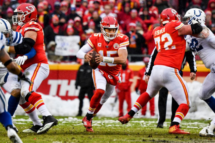Player Rankings: Divisional Round