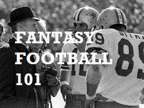 Fantasy Football 101